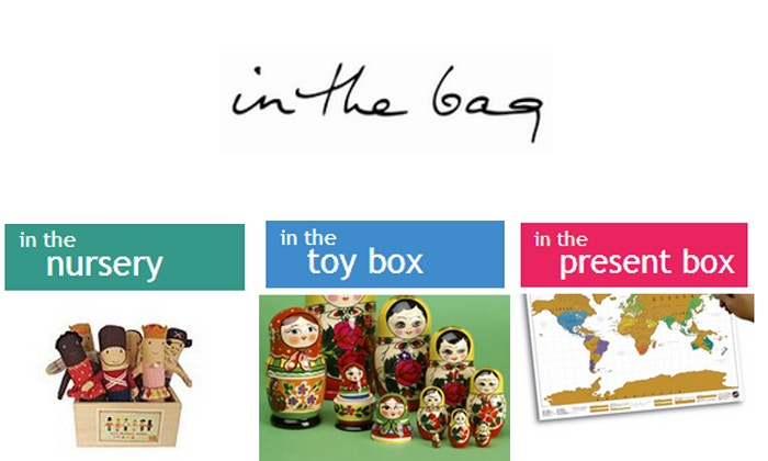 In The Bag – your one-stop shop of shops