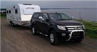 Hayman Reese smoothes Ranger wrinkles on 19,000km New Age towing tour