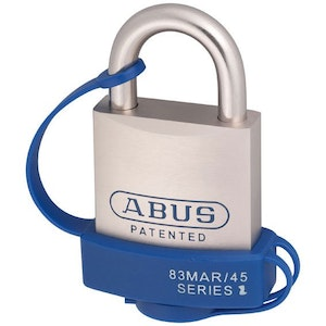 ABUS Mariner Boat Padlock 83MAR/45 KD With Weather Cover
