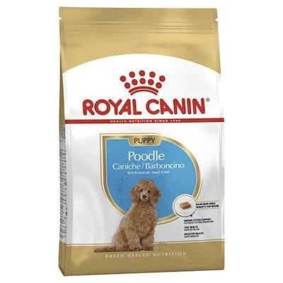Royal Canin Dry Dog Food Poodle Junior 3kg