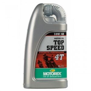 Motorex 4T 10W40 Top Speed Motor Oil - 1 Litre