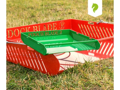 Paddock Blade Pooch Blade - Children's Paddock Cleaning Tool