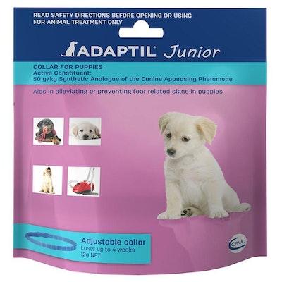 Adaptil Calm Adjustable Puppy Calming Collar Junior