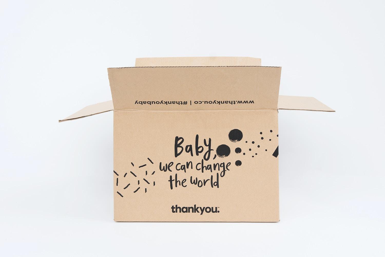 Thankyou   Brand with a Social Conscious