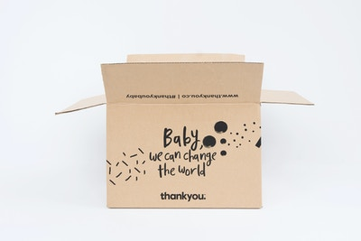Thankyou | Brand with a Social Conscious