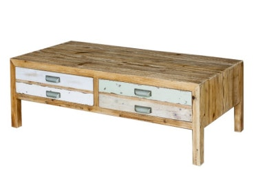 Trend 4 drawer coffee table coffee tables for sale in for Table 9 newtown