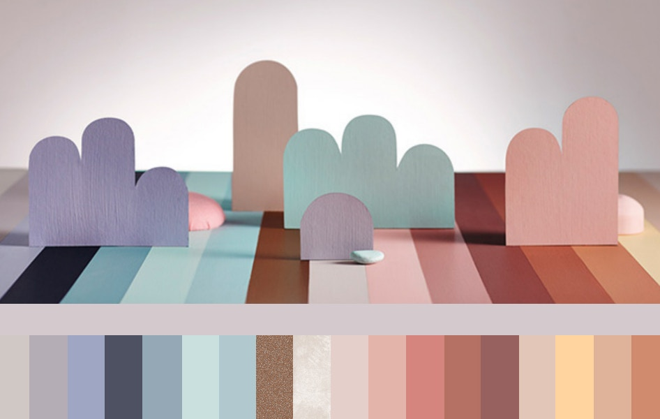 Dulux Colour Forecast 2015