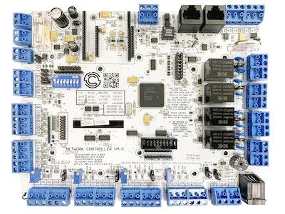 CS Technologies EVO4 4 Door Access Network Controller with 40000 User Capacity