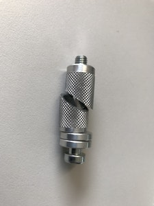 Bonamici Racing Brake Lever Guard Adaptor (18-19mm bars)