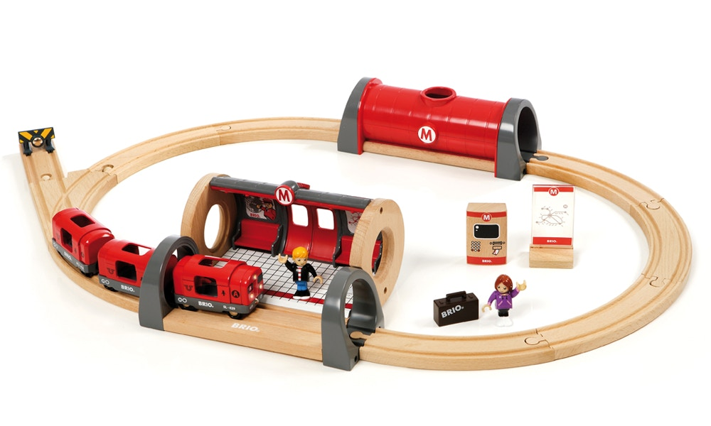Learn & Shop Brio Wooden Toys