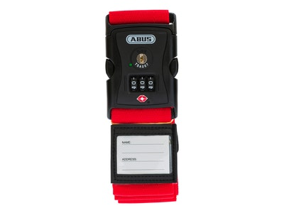 ABUS Combination Locking Luggage Strap