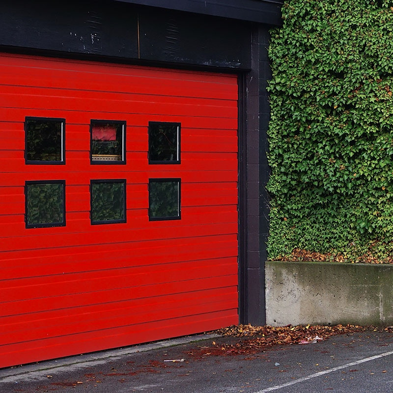 Shop Garage and Shed Security