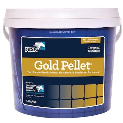 KENTUCKY EQUINE RESEARCH Ker Equivit Gold Pellets Horse Vitamin Supplement - 2 Sizes