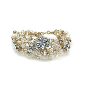 Grecia wedding bracelet