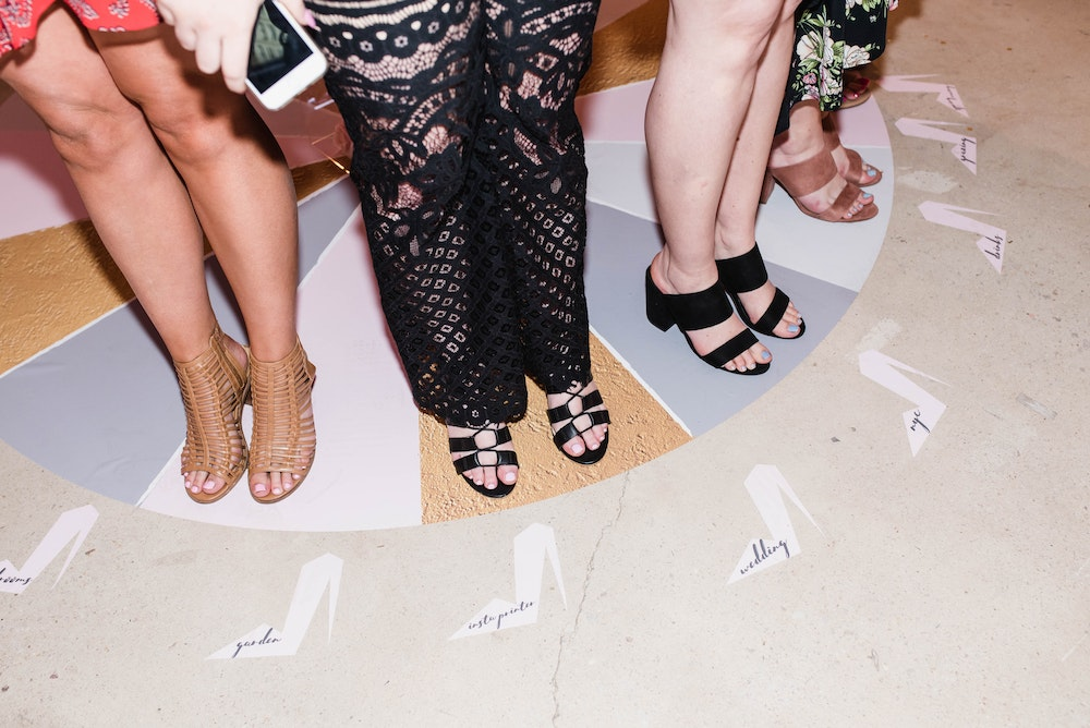 LENZO Spendless Shoes Launch