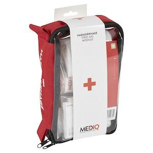 Mediq Haemorrhage (Major Bleeding) Incident Ready First-Aid Module (Soft Pack)