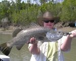 Try Munupi fishing, Tiwi Islands NT style and...