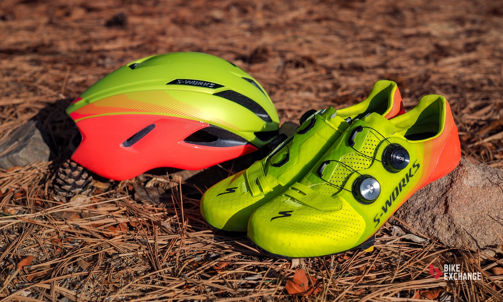 88f2d918b2f 2018 Specialized S-Works 7 shoes and Evade II helmet – Ten Things to Know