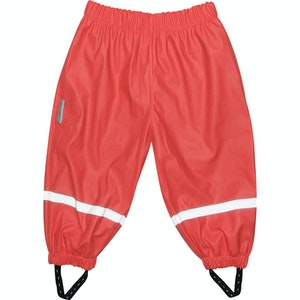 Silly Billyz XL Red Waterproof Pants