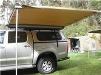 ARB Awning on Toyota HiLux