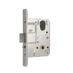 Kaba MS2 Series Stainless Steel 60mm Backset Mortice Lock