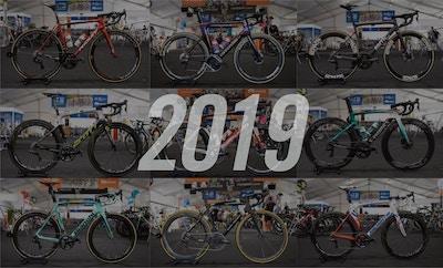 Conoce las Bicicletas del Pelotón WorldTour 2019