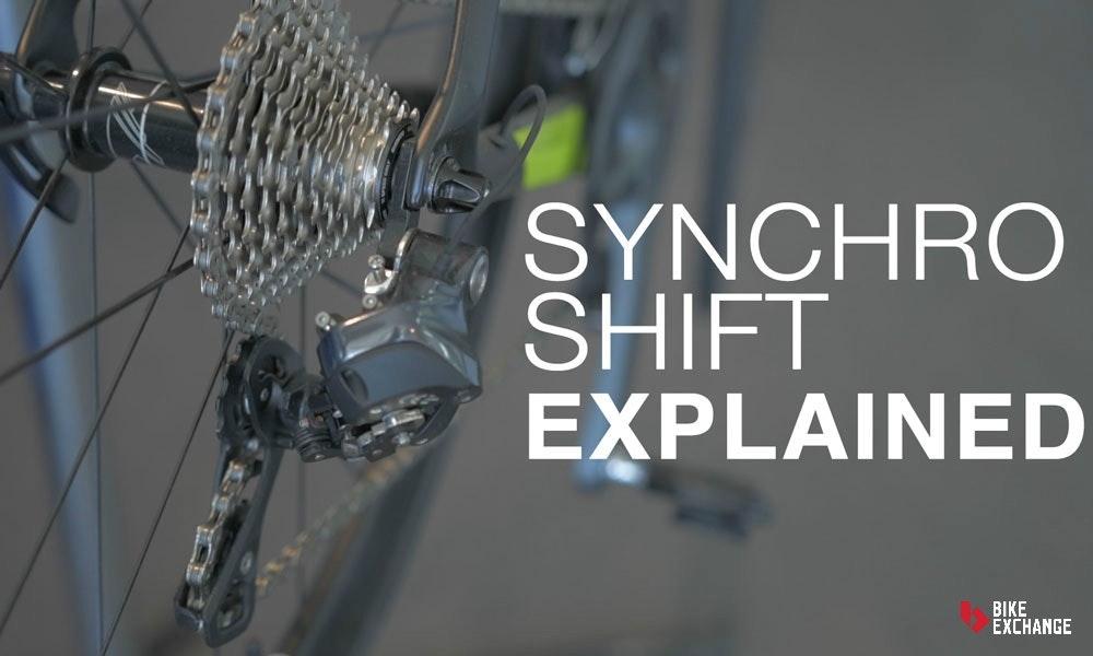 4accc405379 Shimano Di2 Synchro Shifting Explained