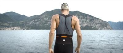 Santini Redux Men's Aero Tri Suit