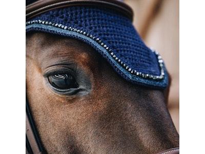 Kentucky Ear Bonnet Wellington Glitter- Soundless