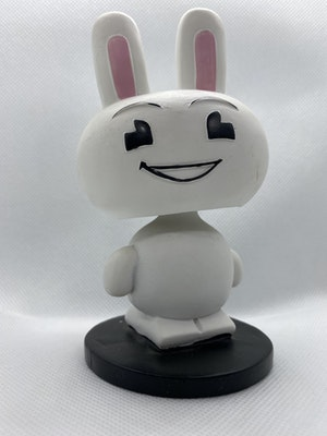 Buck the Bunny - 1st Edition Bobblehead