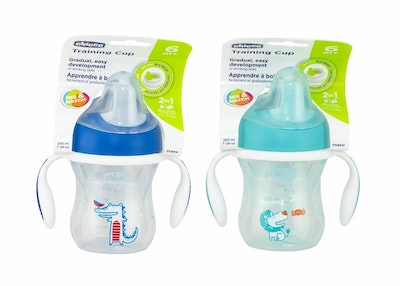 Chicco Training Cup Blue 6m+