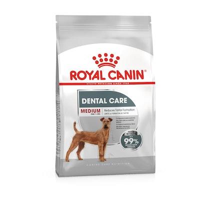 Royal Canin Medium Dental Care Adult Dry Dog Food