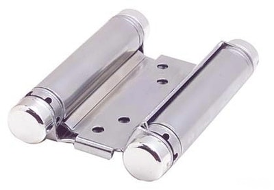 HFH 4150-154 Double Action Hinge Pair-Chrome Plate