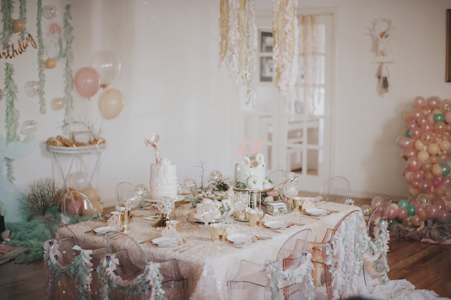 DREAM A LITTLE DREAM MERMAID PARTY