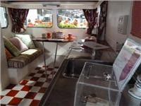 Drab to Fab Caravan Do Up Challenge returns to Camper Care Motorhome, Caravan and Leisure Show