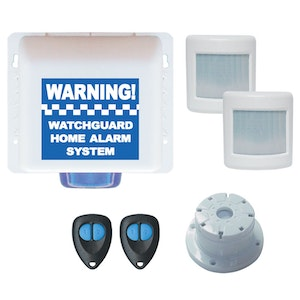 Watchguard Complete Wireless Home / Office Alarm System