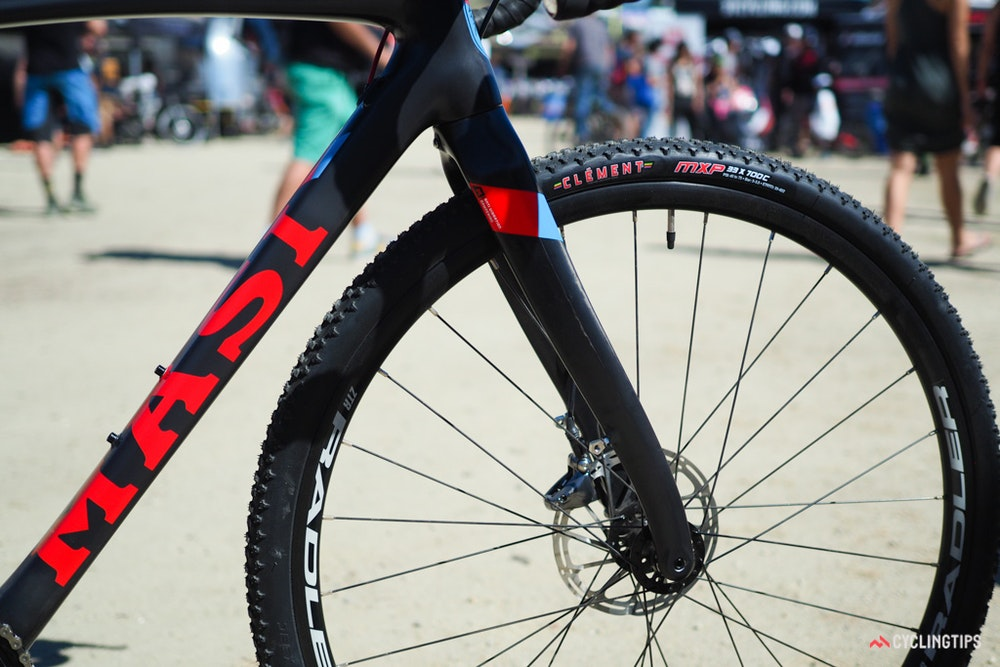2016 Sea Otter Classic Masi Bicycles 20