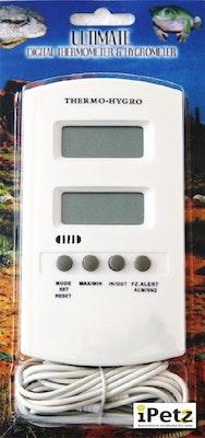 URS Ultimate Digital Hygrometer/Thermometer