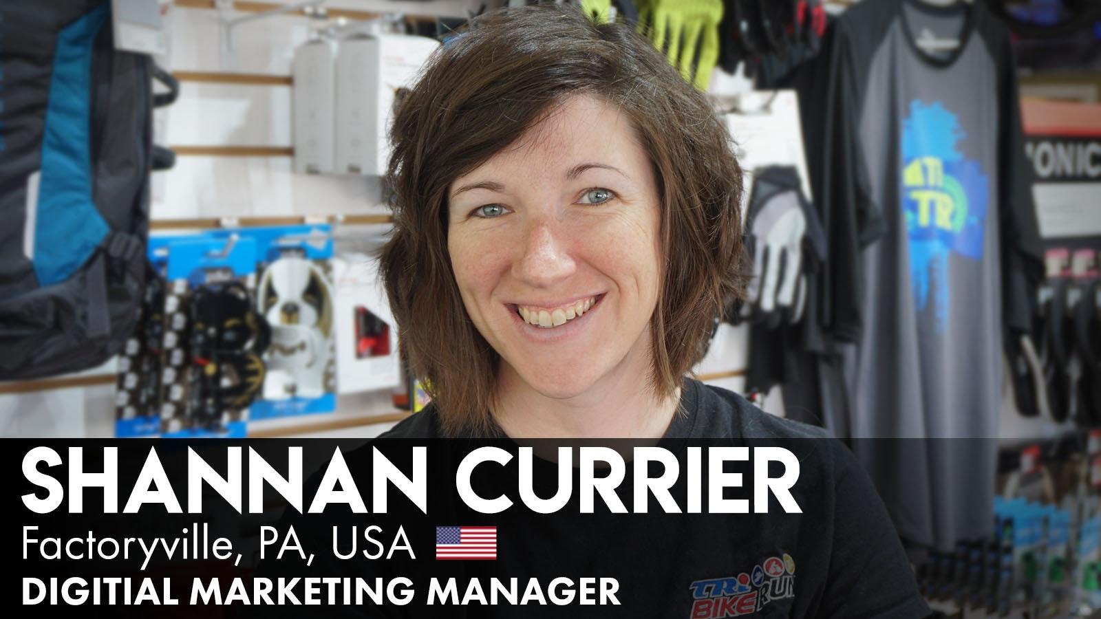 Shannan Currier