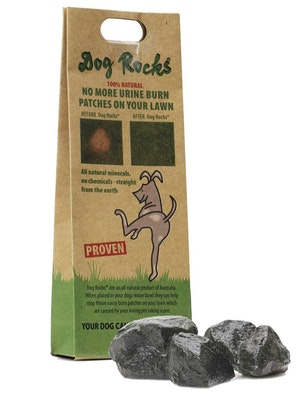 Dog Rocks Puppy Urine Cleaner Filter Lawn Fertilizer - 3 Sizes