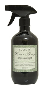 Euclove Home Spray Citrus & Sage Blend 500 ml