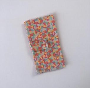 Shapes Handmade Nappy Wallet