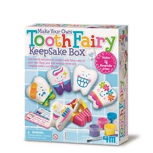 4M - Tooth Fairy Keepsake Box