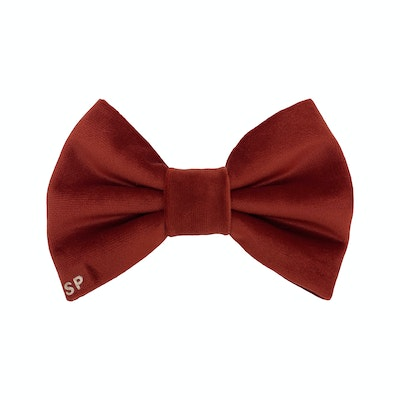 Swanky Paws Red Bow Tie