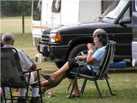 Expos rally motorhome club members, Hamilton NZ South Is