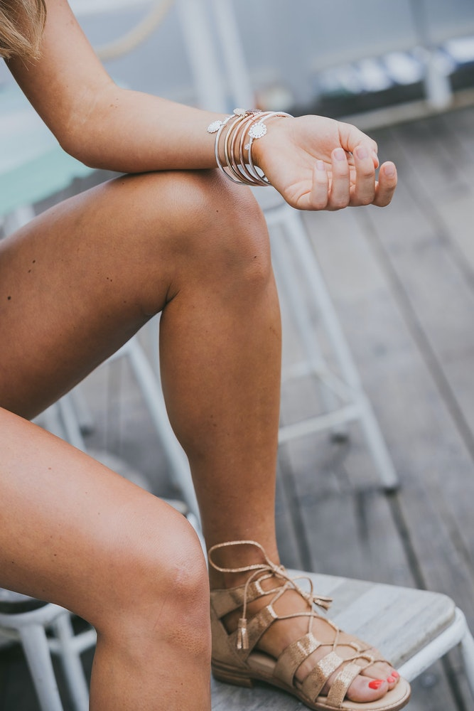 Jets Swimwear Nicole Fendel Jewellery