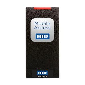 HID Global MultiCLASS SE RP10 Smart Card Reader