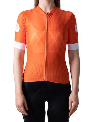 Band of Climbers Women's Helium Jersey - Orange