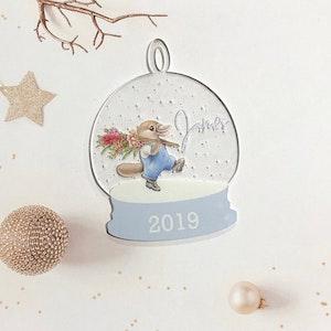 Christmas Bauble - Platypus Australian Christmas Ornament
