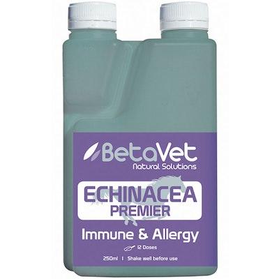 BETAVET Natural Solutions Horse Echinacea Premier Immune & Allergy - 5 Sizes